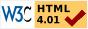 imgage of W3C validation